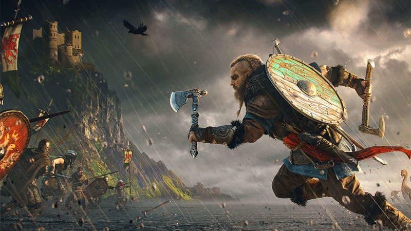 el mundo de Assassin's Creed Valhalla será más grande que el de Odyssey
