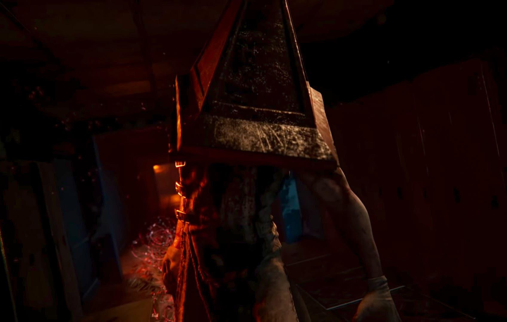 Dead by Daylight nerfea a Pyramid Head dos semanas después de su llegada 18