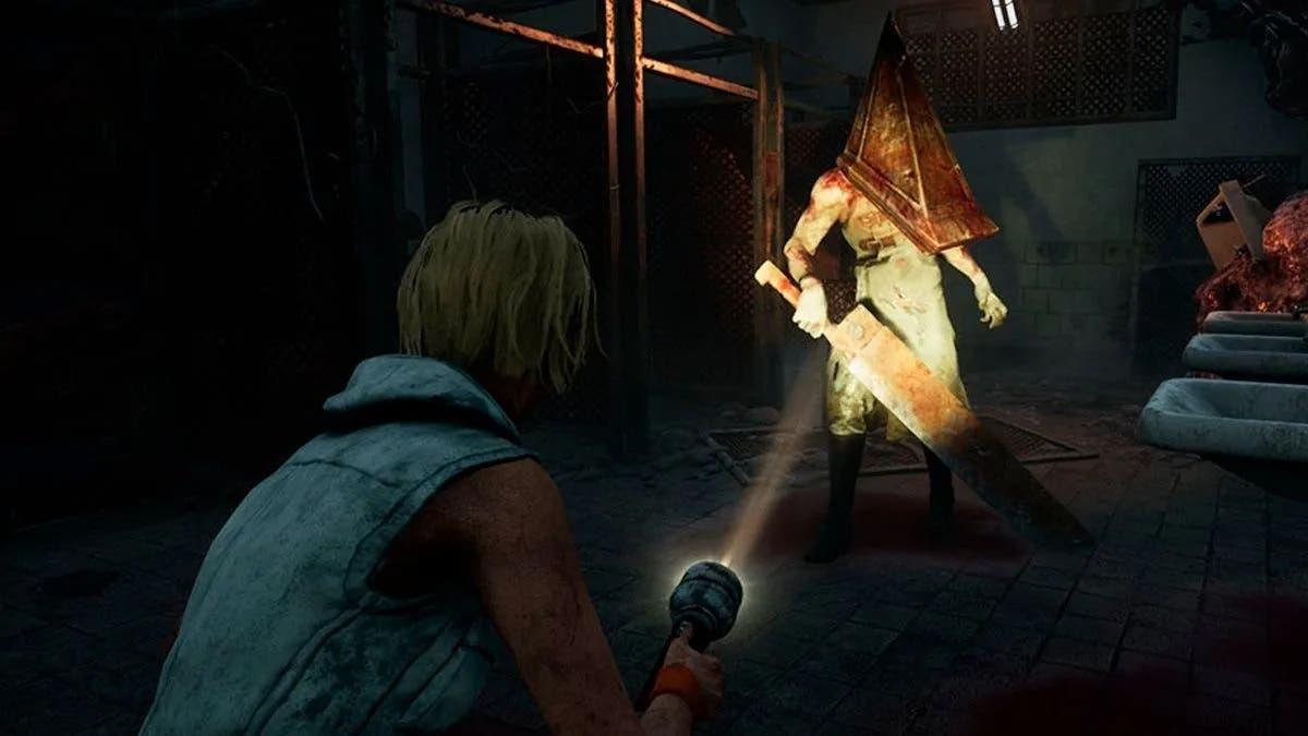 Desvelados los poderes de Pyramid Head, de Silent Hill, en Dead by Daylight 2