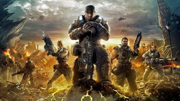 Esta es la extraña build de Gears of War 3 en PlayStation 3 creada por Epic Games 1