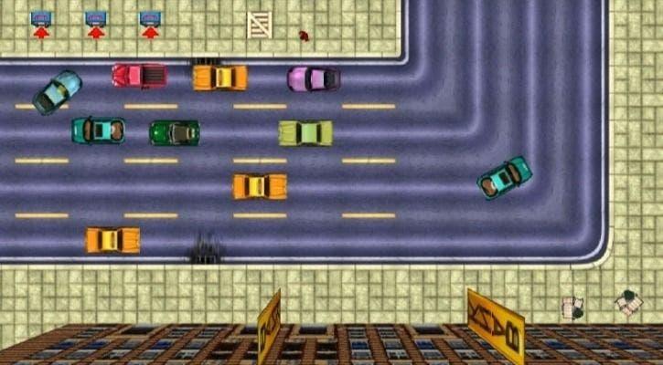 desarrollo del primer GTA