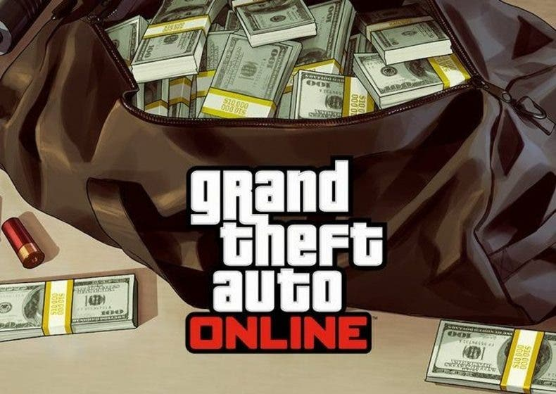 Consigue gratis 1.200.000 GTA$ para GTA Online