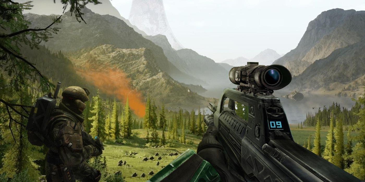 Halo Infinite contaría con un nuevo tipo de HDR muy especial