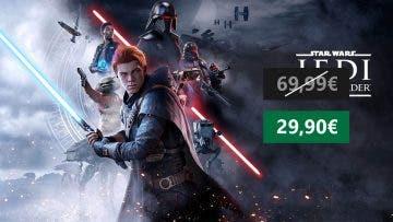 Star Wars Jedi Fallen Order para Xbox One a un gran precio 8