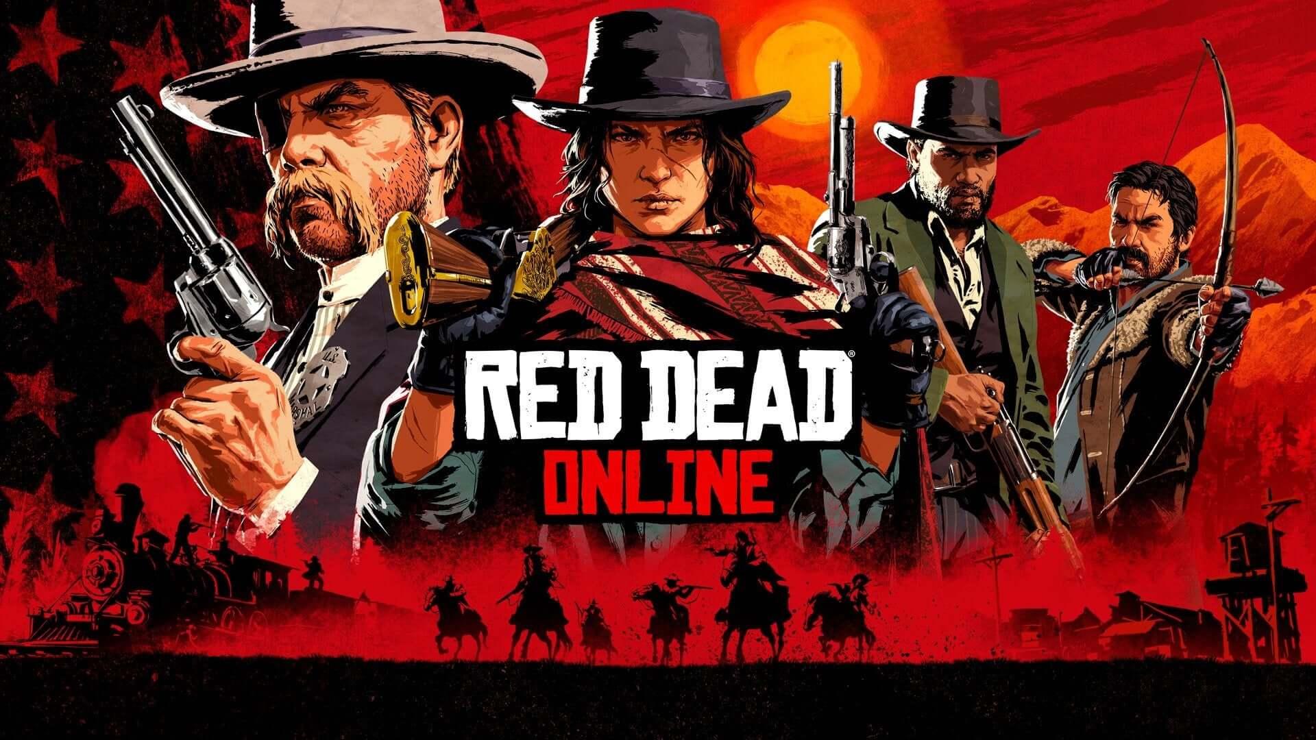 gran actualización de red dead online
