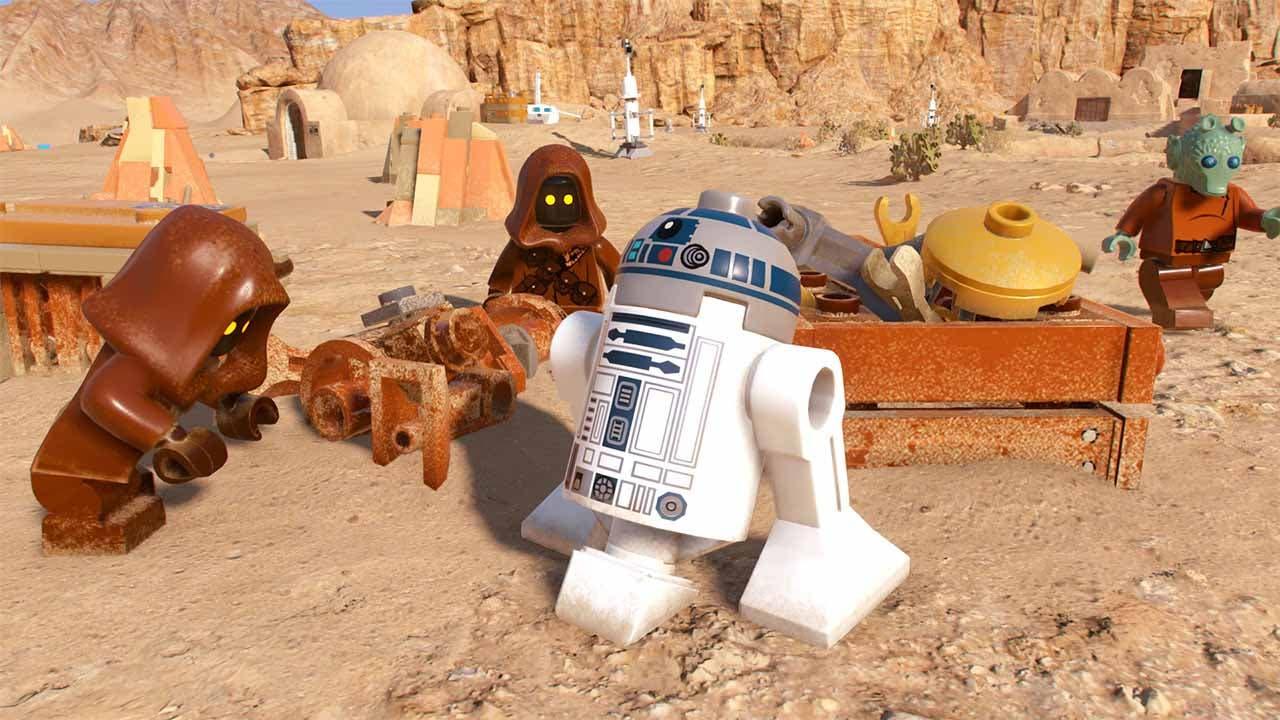 LEGO Star Wars: The Skywalker Saga incluirá casi 500 personajes, la mayoría serán jugables 3