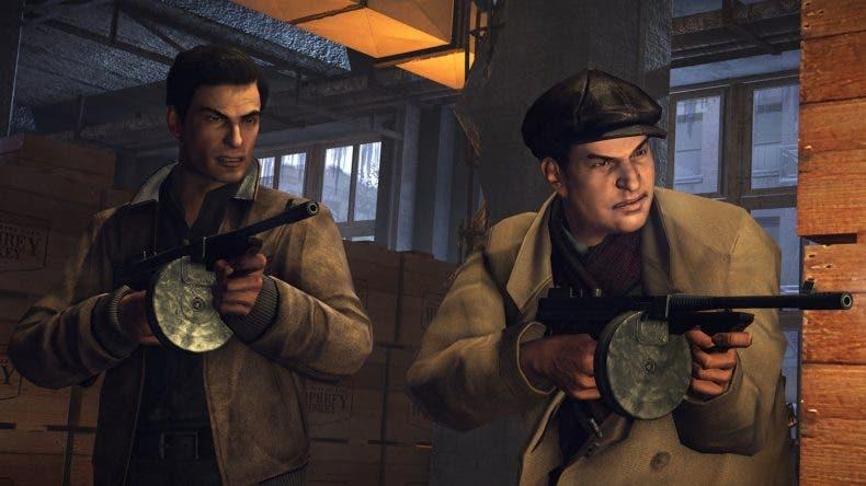 Mafia II: Edición Definitiva ya disponible en Xbox One