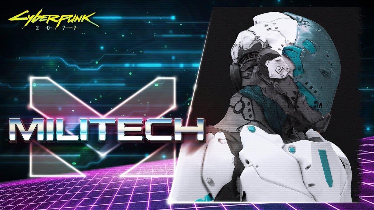 Un nuevo teaser nos presenta a una de las facciones más importantes de Cyberpunk 2077