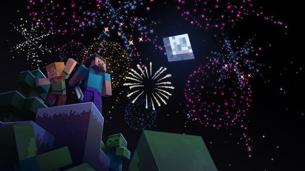 Espectaculares cifras de Minecraft: 200 millones vendidos, 126 millones de jugadores mensuales 1