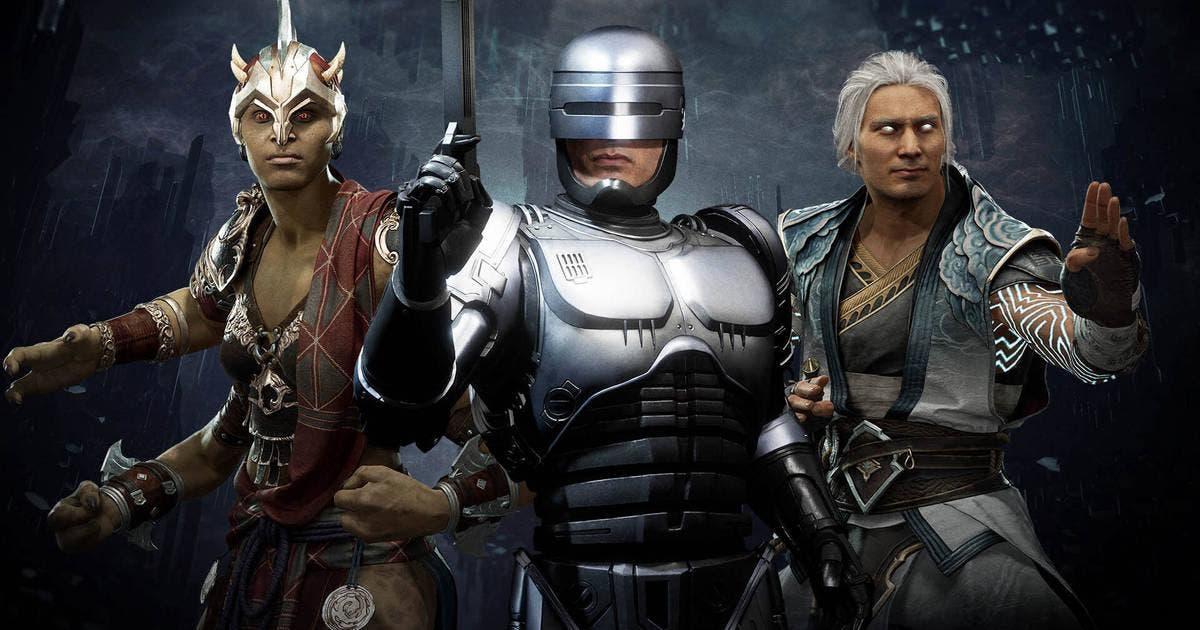 Se presenta Mortal Kombat 11: Aftermath, con la primera expansión de la historia 2