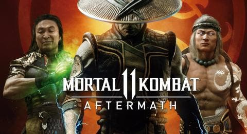 NetherRealm Studios operates over Mortal Kombat and Injustice 2