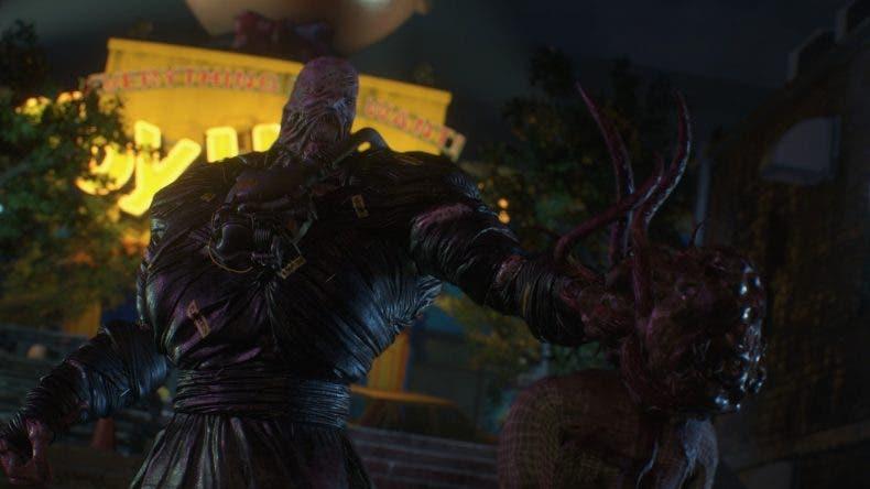 Nemesis conecta con Las Plagas de Resident Evil 4, anticipando su remake 1