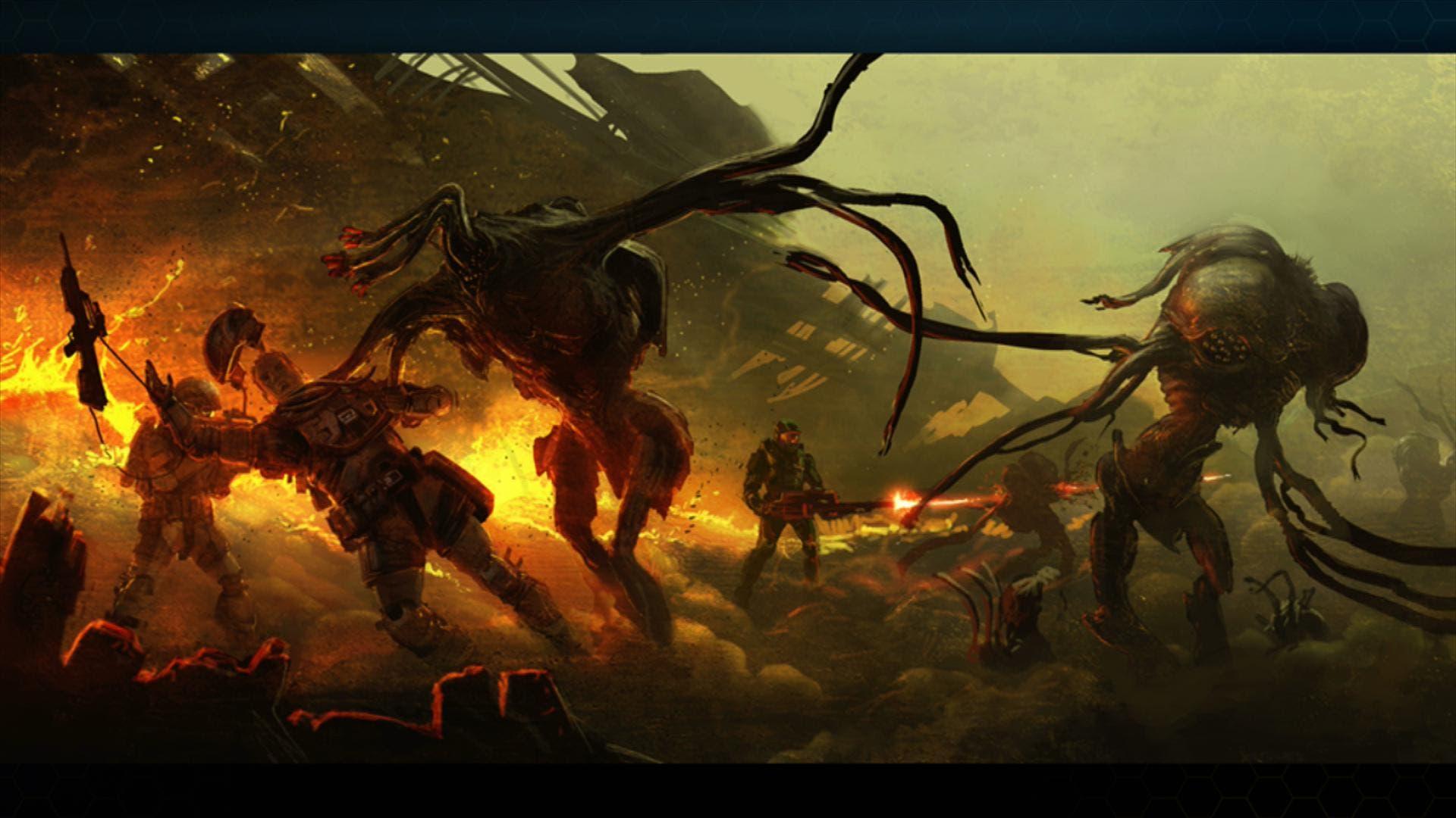 Guía de Halo (3): Los Flood 3