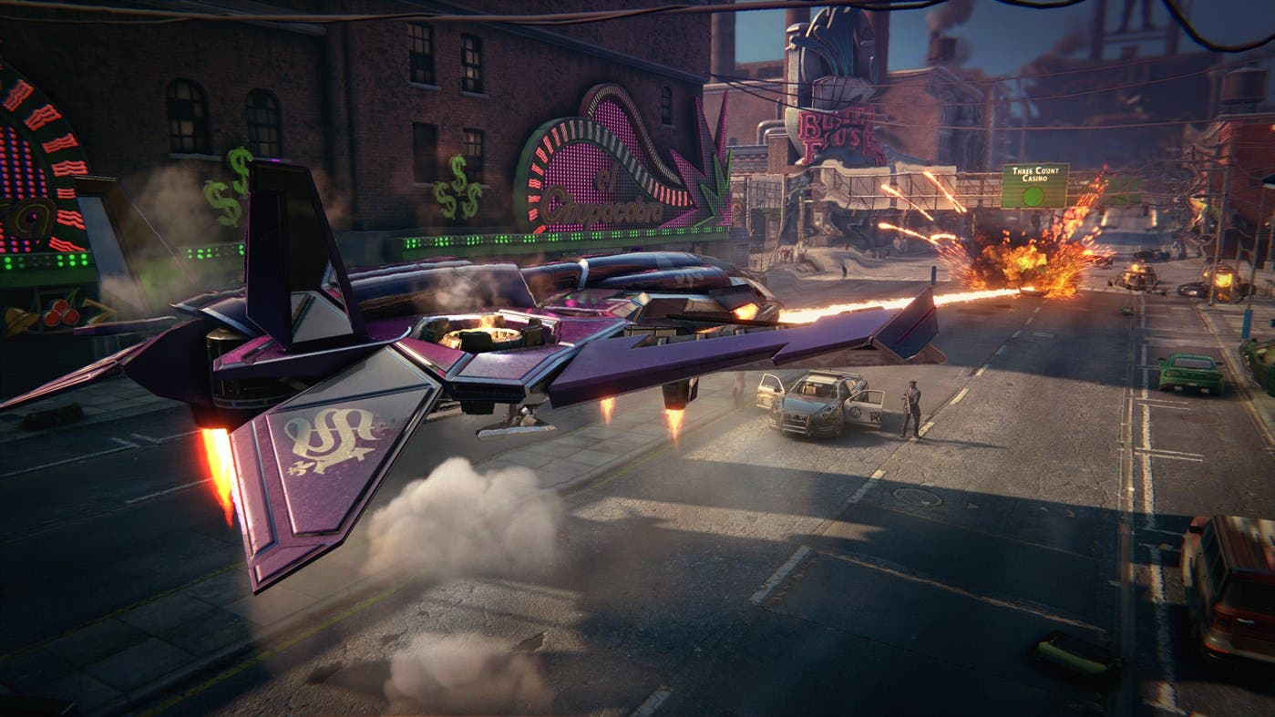 Análisis de Saints Row: The Third Remastered - Xbox One 1