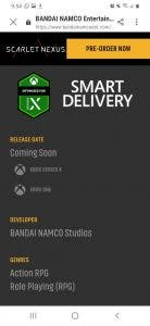 [ACTUALIZADA] Scarlet Nexus podría ser un juego exclusivo de Xbox 3