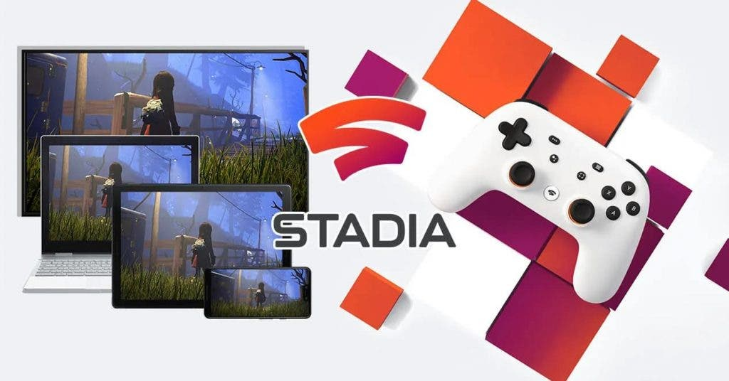 Stadia on different devices