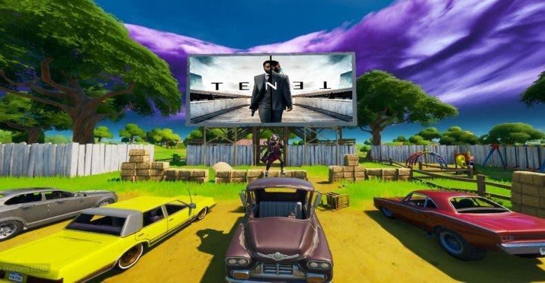 Fortnite emitirá una película de Christopher Nolan desde el propio juego 1