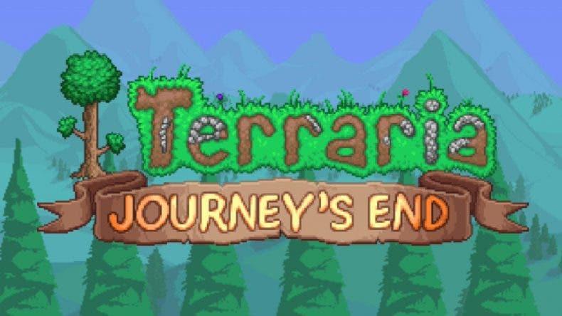 Terraria: Journey's End muestra las posibilidades de tModLoader en un nuevo tráiler