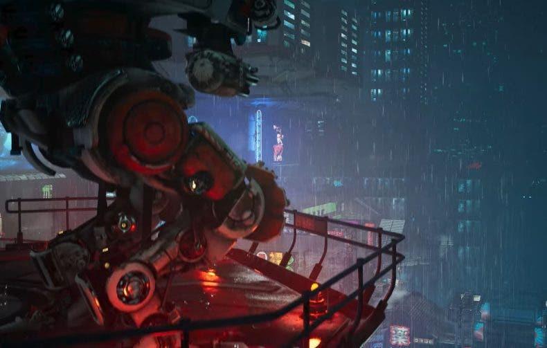 El juego de ciencia ficción The Ascent se presenta para Xbox Series X con un intenso tráiler 1