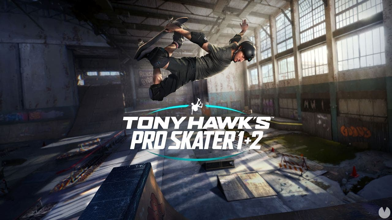37 nuevos temas llegan a Tony Hawk's Pro Skater 1 + 2