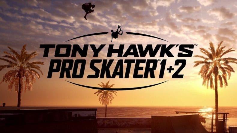 Jack Black nos trae gameplay del nuevo Tony Hawk's Pro Skater 1+2 Remaster 1