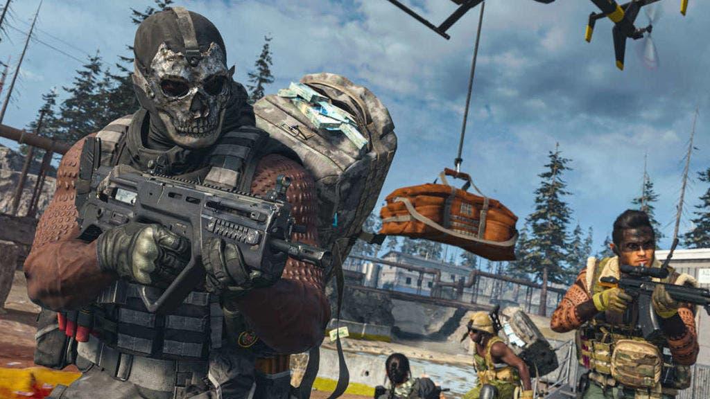 fin de semana de doble XP en Call of Duty Warzone
