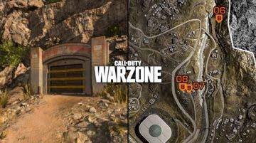 Todas las ubicaciones de los 11 búnkeres secretos en Call of Duty Warzone 3