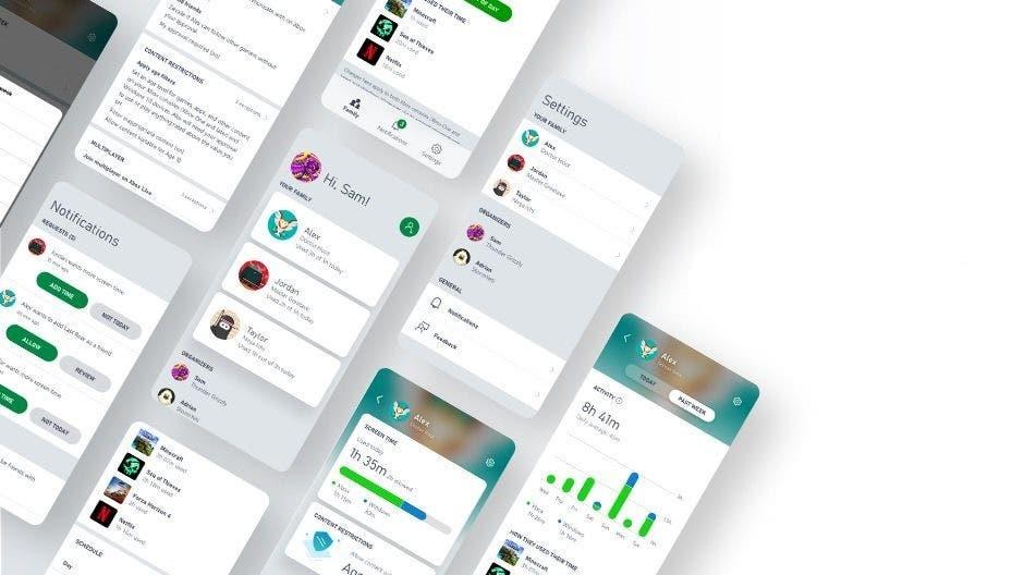 Xbox anuncia la Xbox Family Settings App para gestionar el tiempo que dedican los niños a los videojuegos 2