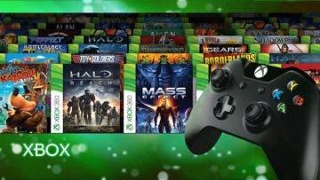 retrocompatibilidad de Xbox
