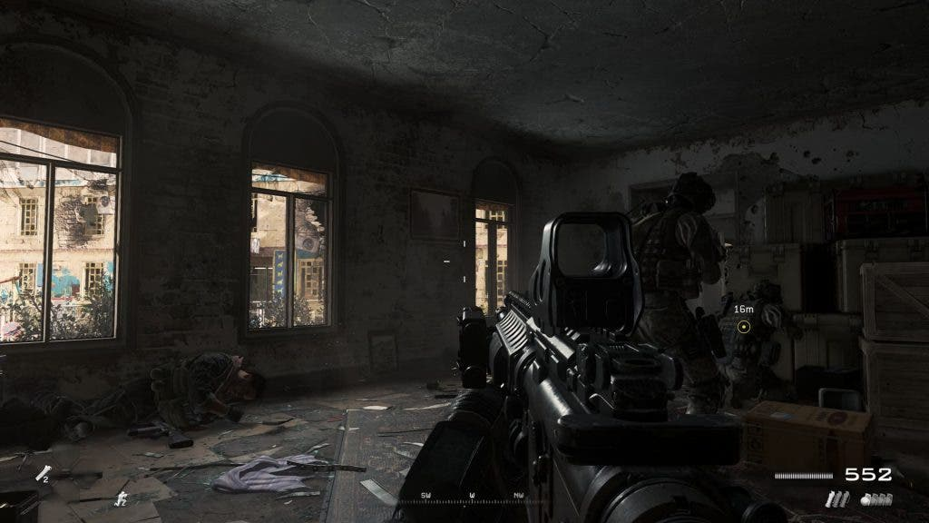 Análisis de Call of Duty: Modern Warfare 2 Campaign Remastered - Xbox One 1
