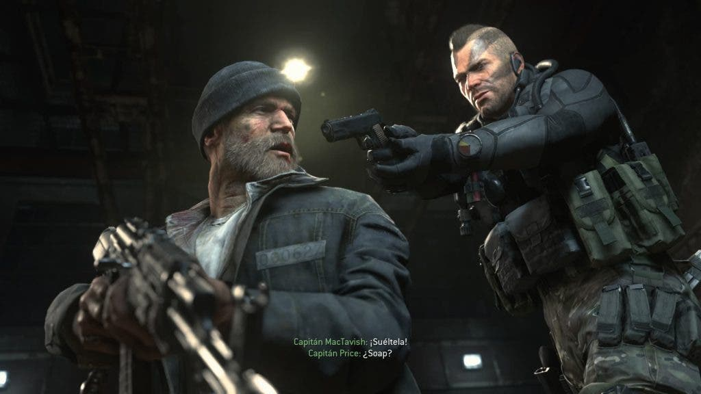 Análisis de Call of Duty: Modern Warfare 2 Campaign Remastered - Xbox One
