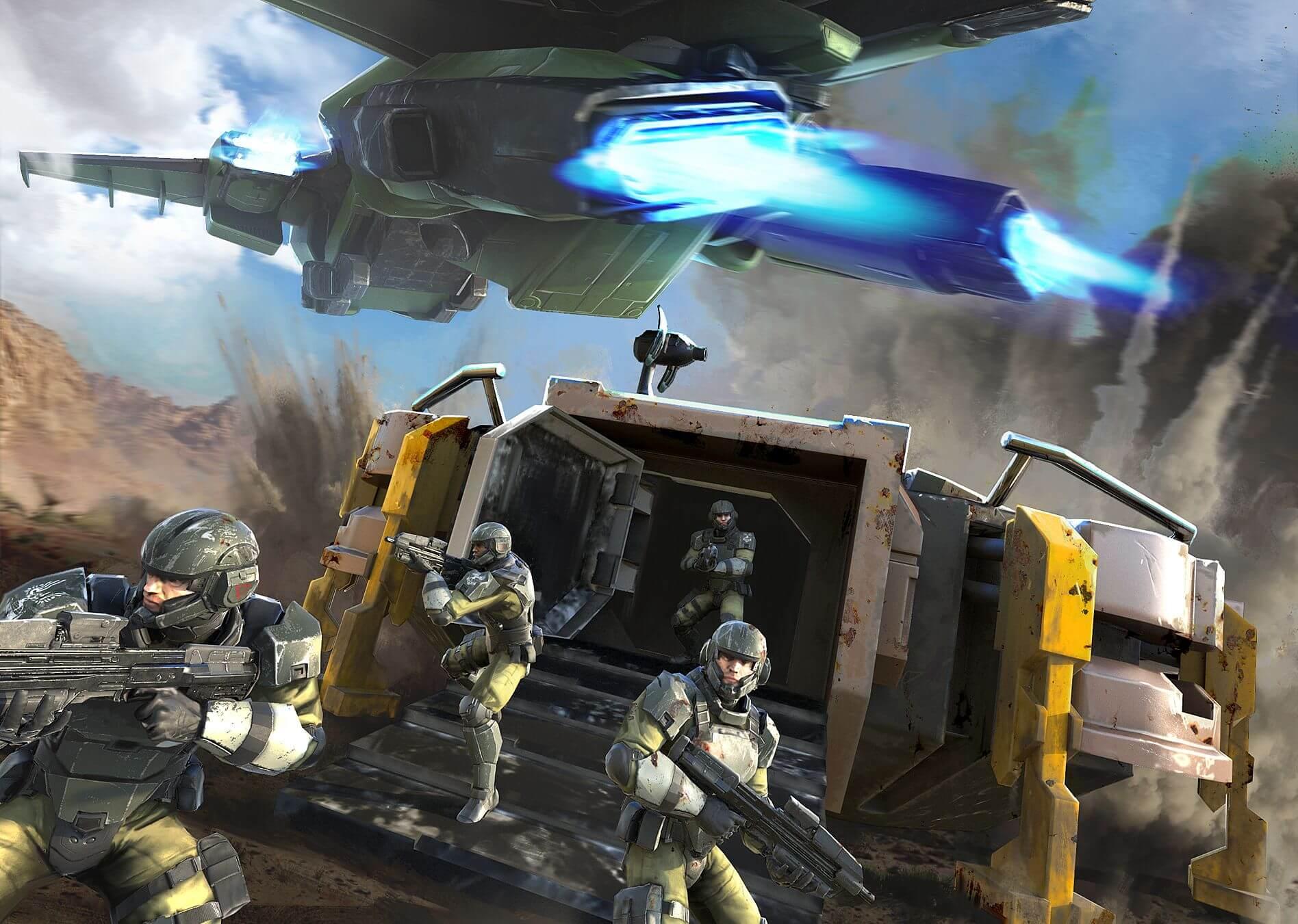 Guía de Halo (4): El Covenant 4