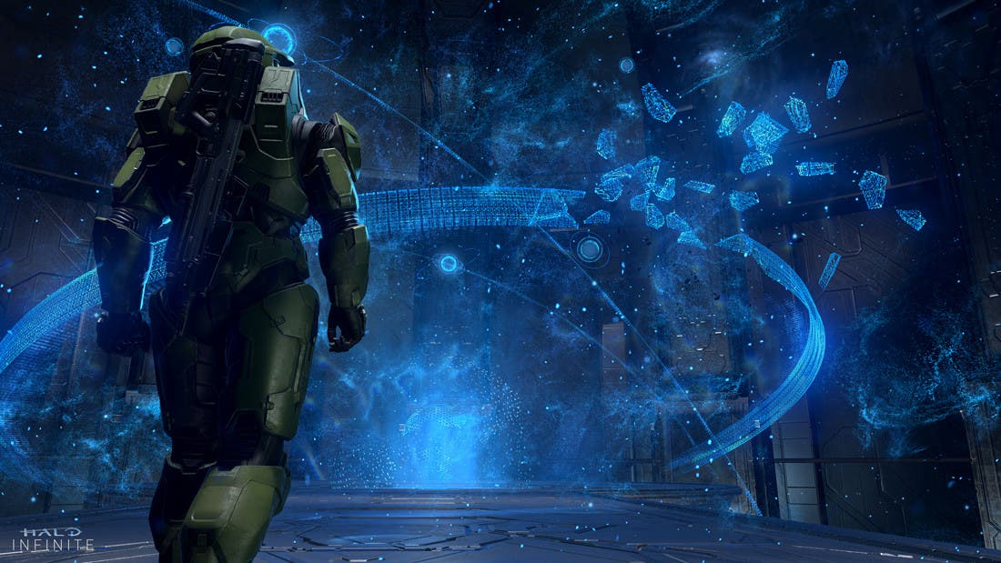 fans de Halo Infinite comienzan a elaborar teorías