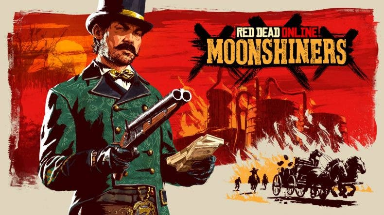 Rockstar presenta las novedades de Red Dead Online para esta semana