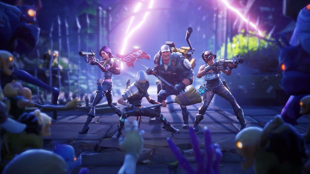 Fortnite sale del Early Access y el modo Salvar el Mundo no será gratuito
