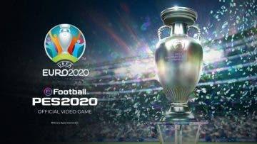 Ya disponible de forma gratuita UEFA EURO 2020 en eFootball PES 2020 2