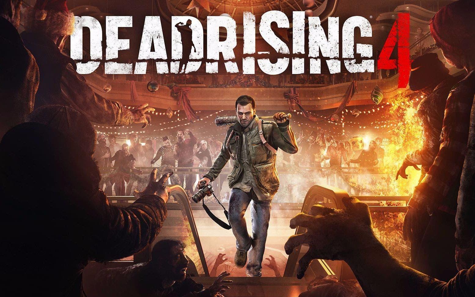 Aprovecha esta gran oferta de Dead Rising 4 Edición Deluxe por menos de 10€
