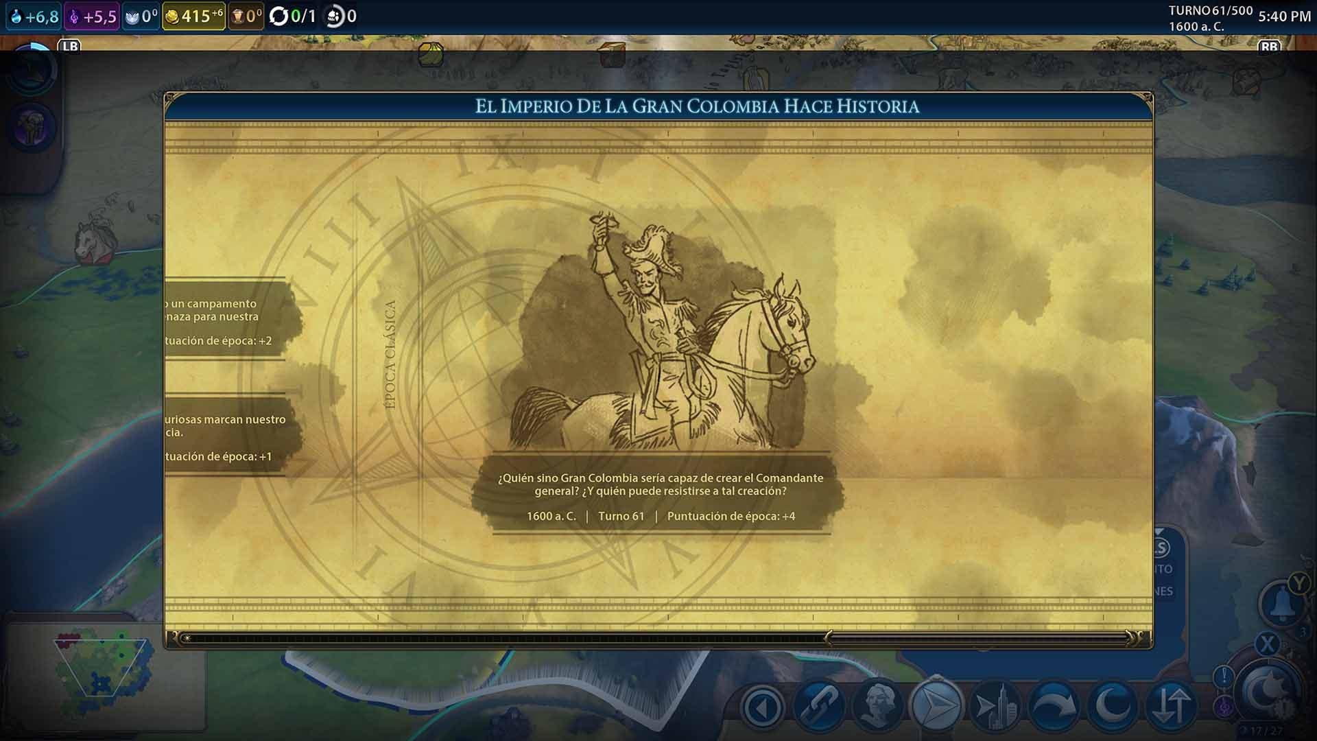 Análisis de Civilization VI - Pase New Frontier - Xbox One 2
