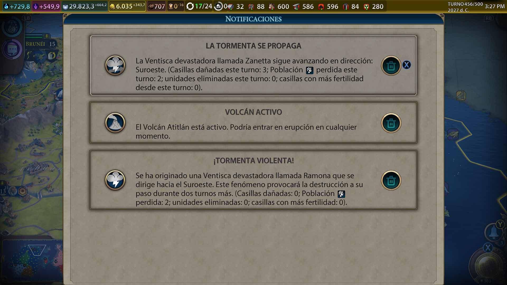 Análisis de Civilization VI - Pase New Frontier - Xbox One 8