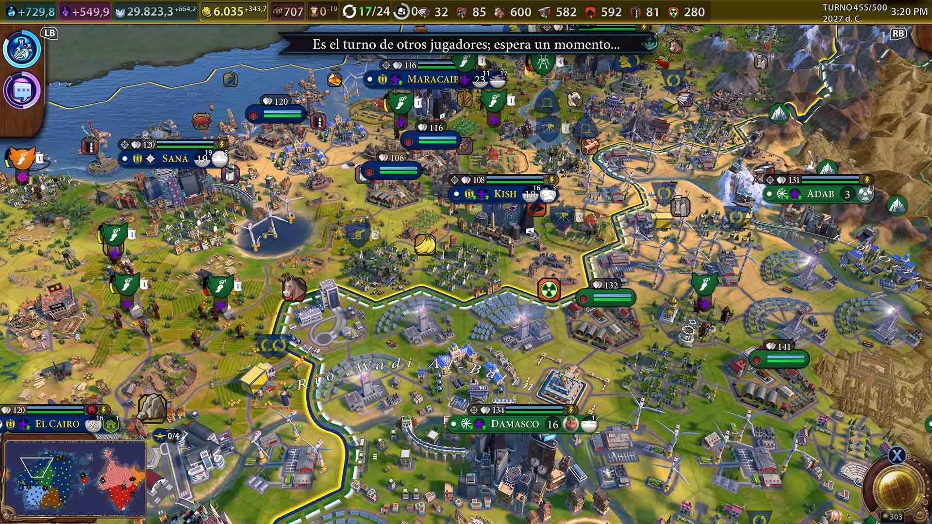 Análisis de Civilization VI - Pase New Frontier - Xbox One 9