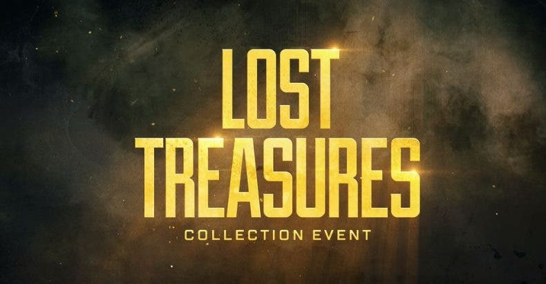 Apex Legends anuncia el evento de Los Tesoros Perdidos 1