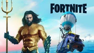 Aquaman llegaría muy pronto a Fortnite Temporada 3