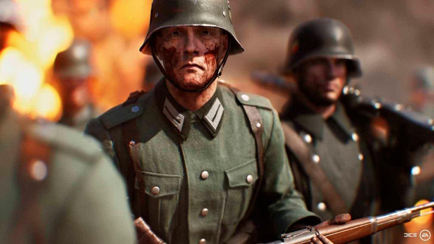 Ya disponible la actualización de verano de Battlefield V 2