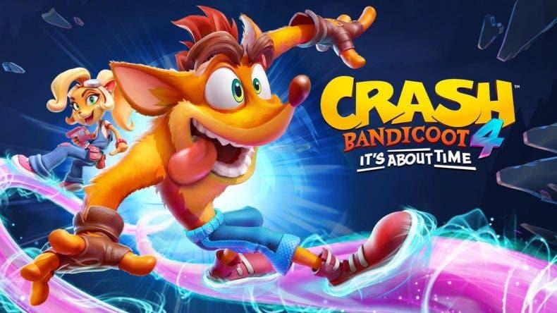 Crash Bandicoot 4: It's About Time tendrá opciones multijugador 1