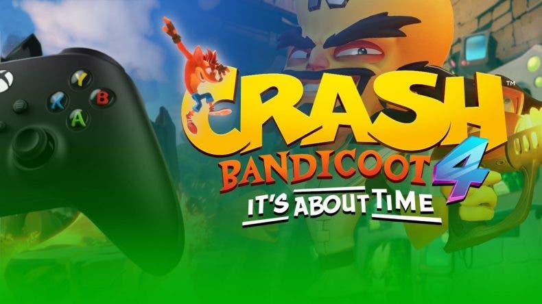 Crash Bandicoot 4 tendrá microtransacciones