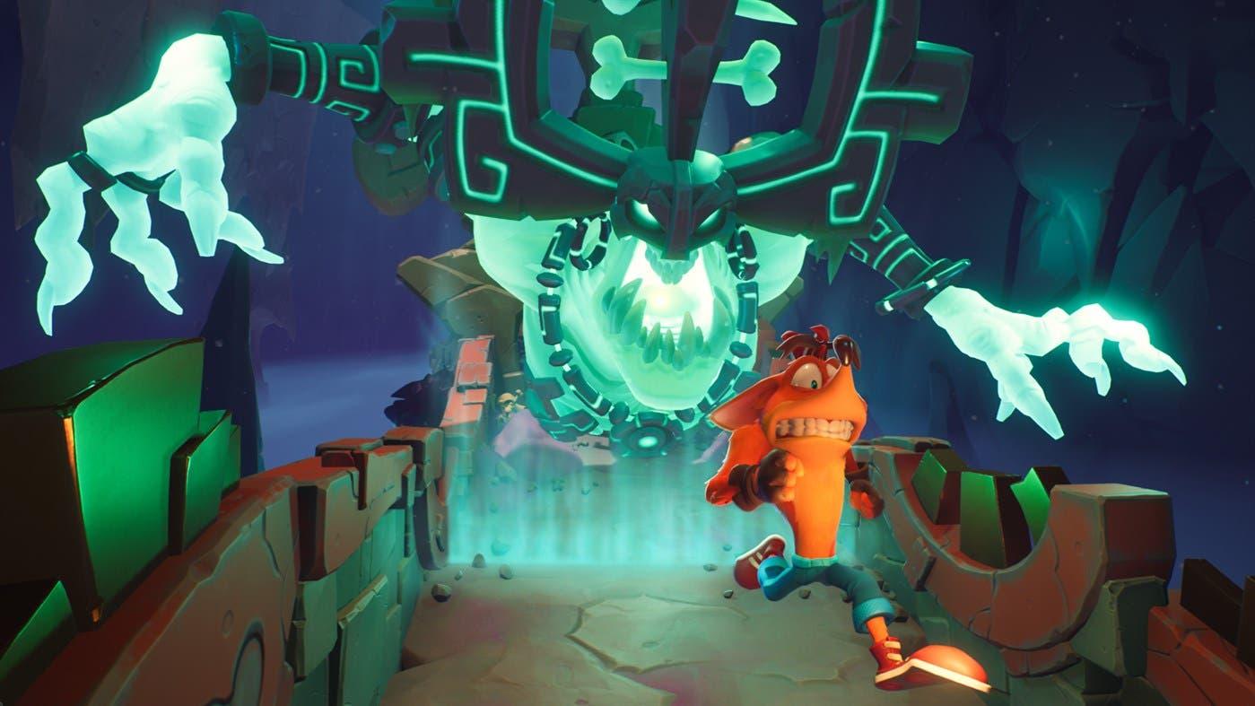 Crash Bandicoot 4: It's About Time será mucho más grande que cualquier otro juego de la trilogía 2