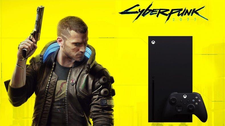 Xbox Series X Edición Cyberpunk 2077