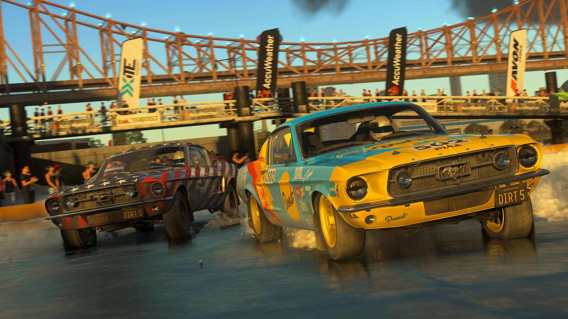Se confirma el tamaño en disco de Dirt 5 en Xbox One