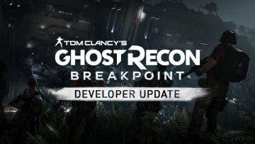 La nueva actualización de Ghost Recon Breakpoint se retrasa a julio
