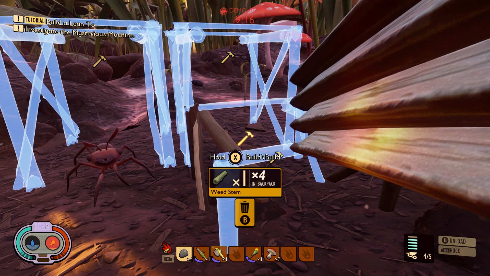 Llega una nueva actualización a Grounded para mejorar la experiencia de juego 2